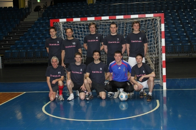 Participation de l'équipe de l'Ambassade au tournoi diplomatique de football de Tallinn, le 21 avril 2013 - JPEG