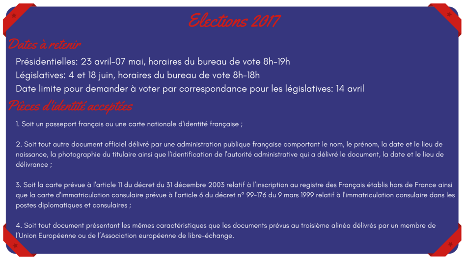 Quoi voter aux legislatives